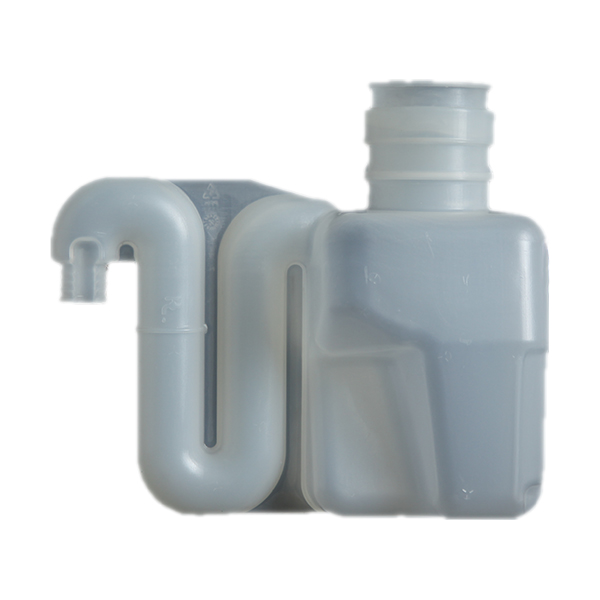 Boiler blow molding bottle